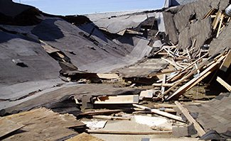Building Collapse Claims Adjuster