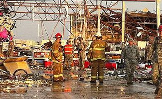 Building Explosion Claims Adjuster