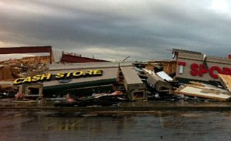 Tornado Damage Claims Adjuster