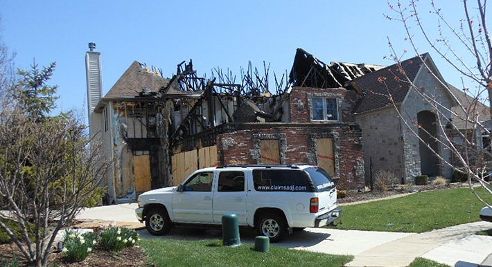 Chesterfield, MO Home Fire | Claims Adjuster